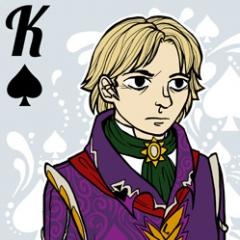 король пик — сэр лагре