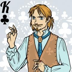 король треф — дрейк