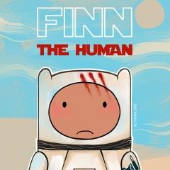 Финн © «Звёздные войны»; Финн © Adventure Time